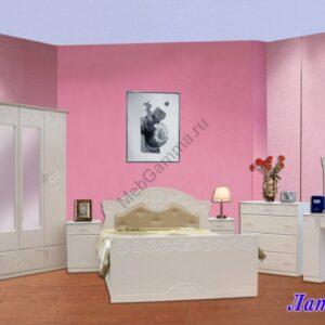 Спальня Латифа МДФ