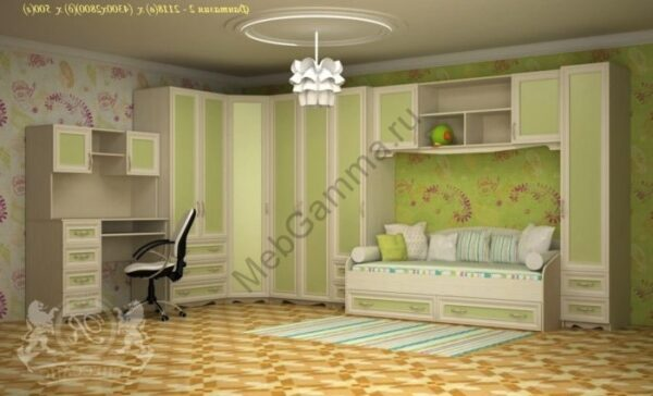 Детская мебель Симфония-2