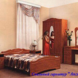 Спальня Ангара-40 МДФ
