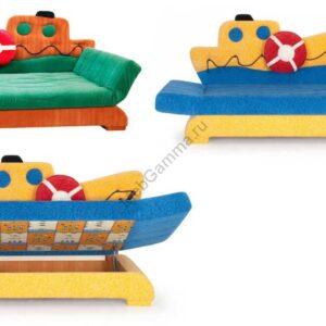 Детский диван Кораблик