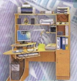 Компьютерный стол — «Вадим 2»