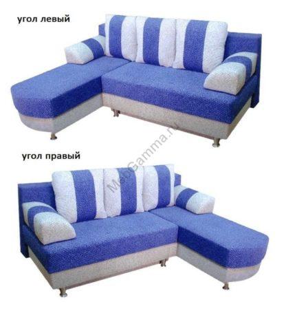 Угловой диван Ника