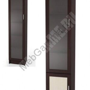 Шкаф библиотека Октава-1 и 2