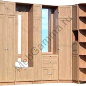 Стенка мебельная Алена-18 (A)