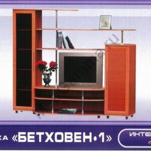 "Стенка мебельная ""Бетховен-1"""