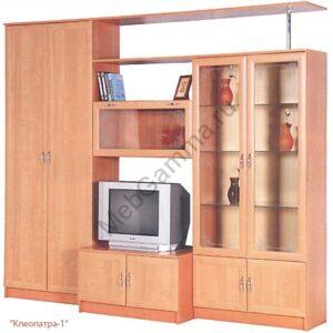 Стенка мебельная Клеопатра-1