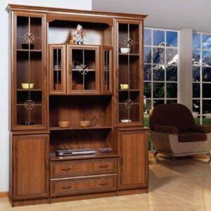 """Стенка мебельная - витрина - """"Луиза-1600"""""""