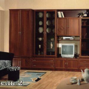 Стенка мебельная Нинель-2