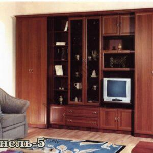 Стенка мебельная Нинель-5