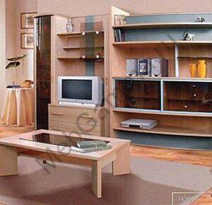 Стенка мебельная Нота - 2