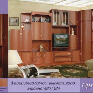 """Стенка мебельная """"Орхидея-1"""""""