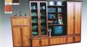 Стенка мебельная «ПОЛОНЕЗ МДФ»