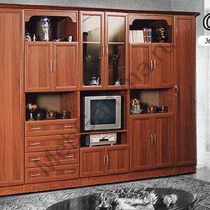Стенка мебельная модульная Селена