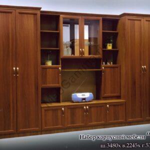 Набор корпусной мебели «Трио МДФ»