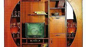 Стенка мебельная Валерия 5 МДФ