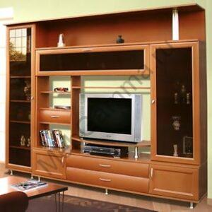Стенка мебельная «Яна-3» МДФ