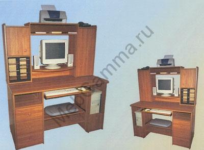 Компьютерный стол «Атлетико»