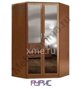 Угловой Шкаф № 24- А двух дверный, без антресолей.