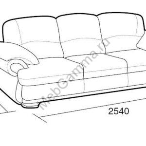 Выкатной диван Мадрид