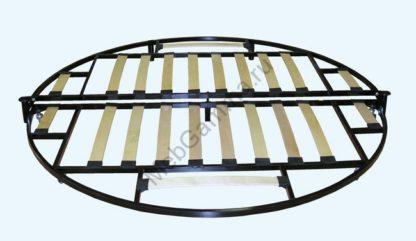 Кровать круглая Элегант