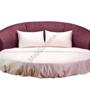 Круглая кровать Сорго