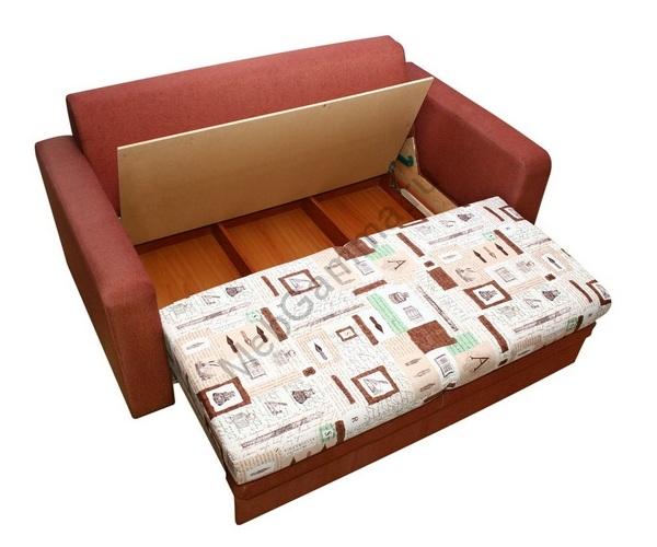 Выкатной диван Баттерфляй